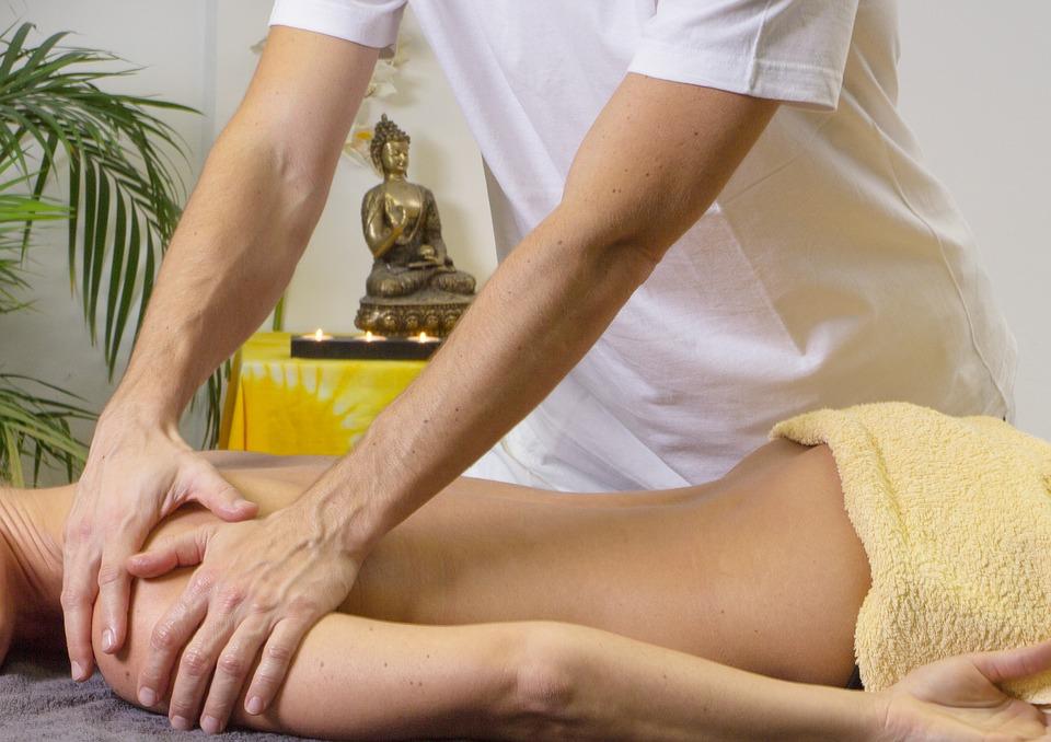 Massage synergétique